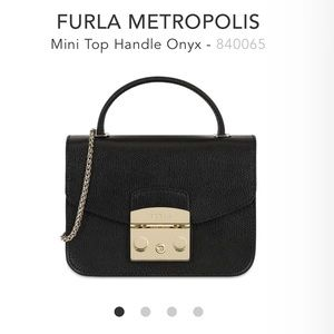 Furla Metropolis Mini with top handle